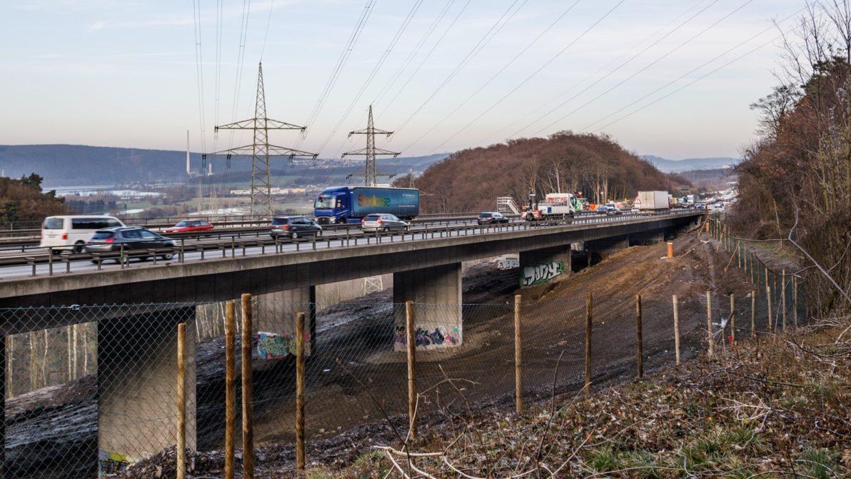 Bestandsbrücke Volmarstein