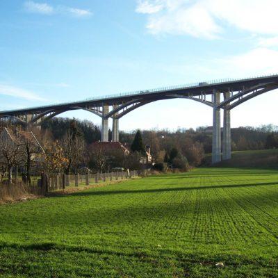 A 17 Talbrücke Lockwitztal