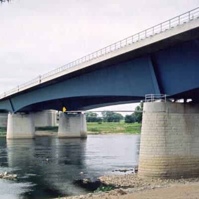 A 2 Elbebrücke Magdeburg
