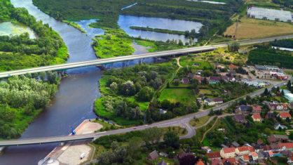 A 20 Peenebrücke bei Jarmen ©Legrand