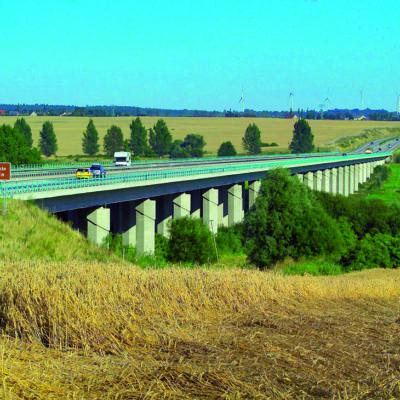 A 20 Ueckertalbrücke ©Legrand