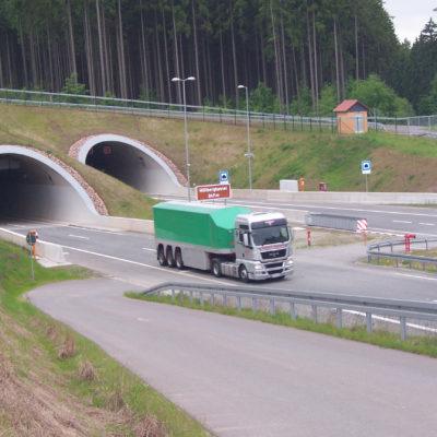 A 38 Höllbergtunnel