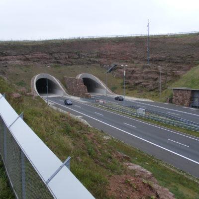 A 38 Heidkopftunnel