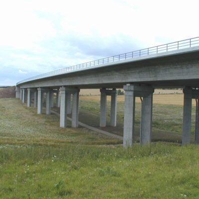 A 38 Talbrücke Einzinger Bach