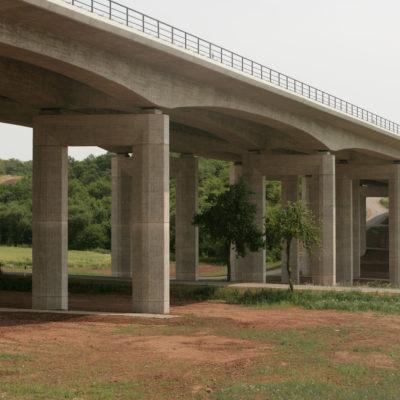 A 38 Talbrücke Weidengraben