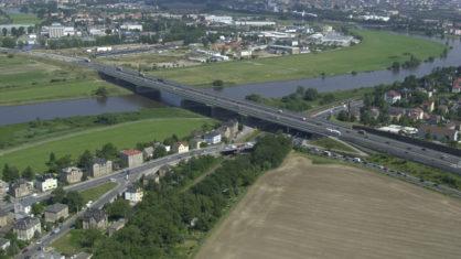 A 4 Elbebrücke Dresden