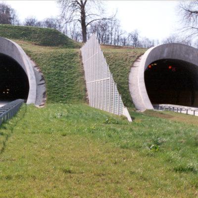 A 4 Tunnel Königshainer Berge