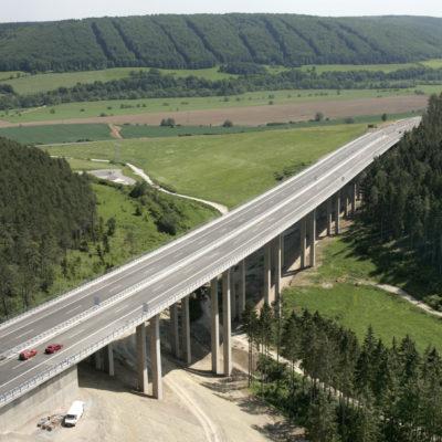A 71 Judentalbrücke ©ari