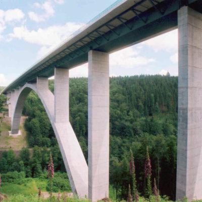 A 71 Talbrücke Wilde Gera
