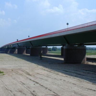 Elbebrücke Vockerode