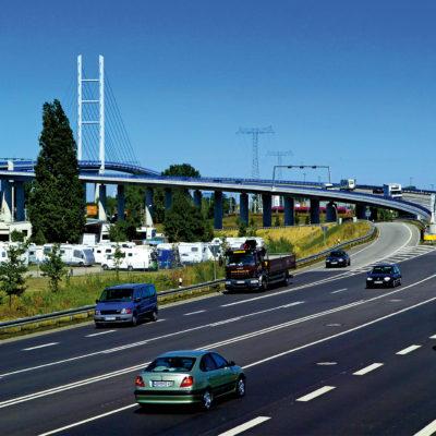 B 96 Rügenbrücke, Foto: René Legrand
