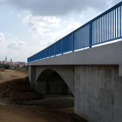 Brücke Schmoler Weg, fertiggestellt