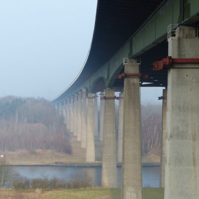 Bestandsaufnahme der Rader Hochbrücke