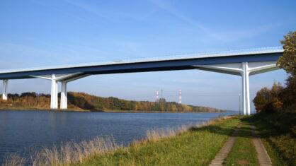Visualisierung Rader Hochbrücke