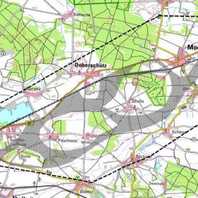 Visualisierung zu B 87n Eilenburg Mockrehna