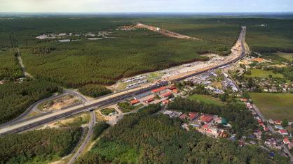 Luftsaufnahme A 10 | Bildnachweis: Nürnberg Luftbild, Hajo Dietz