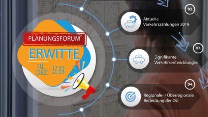 Information zum Planungsforum Erwitte