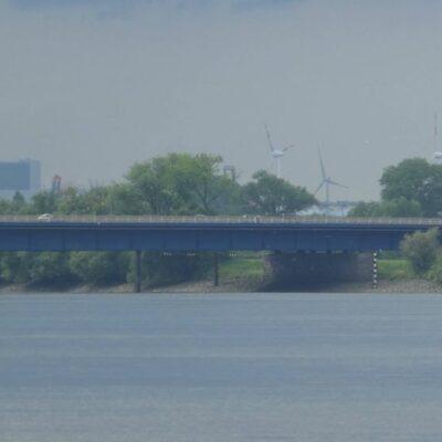 Die Süderelbbrücke