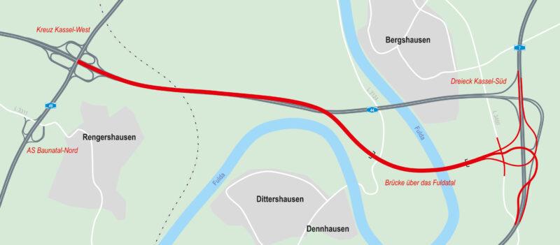 A 44 Bergshäuser Brücke