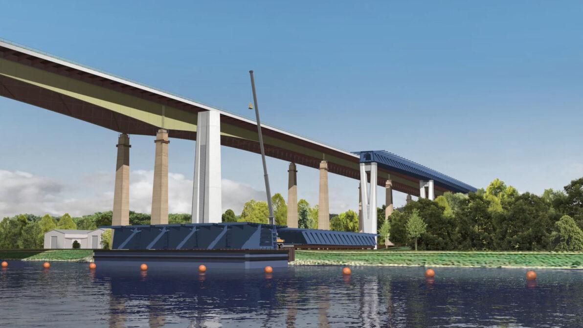Video Rader Hochbrücke