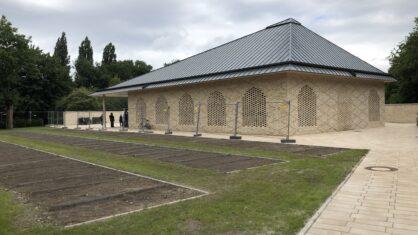 Wasch- und Gebetshaus