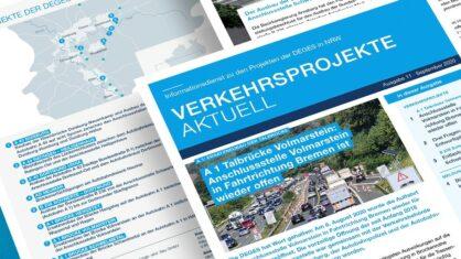 Ausgabe 11 / September 2020 des Informationsdienstes NRW