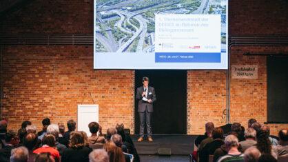 1. Themenwerkstatt zum Umbau des Autobahndreiecks Funkturm