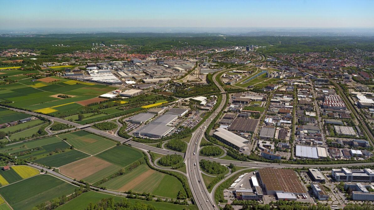 Bildnachweis: Nürnberg Luftbild, Hajo Dietz