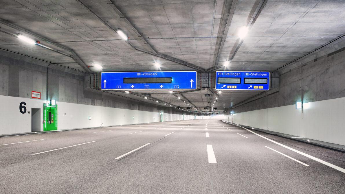 Tunnel Stellingen
