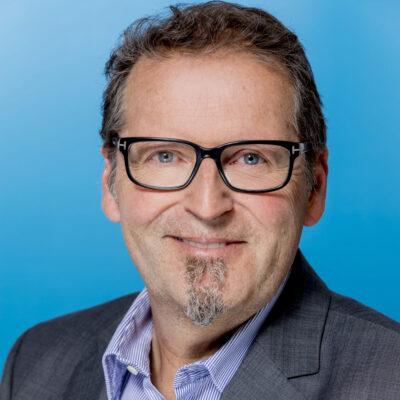 Dr. Udo Pasderski, Bereichsleiter der DEGES NRW