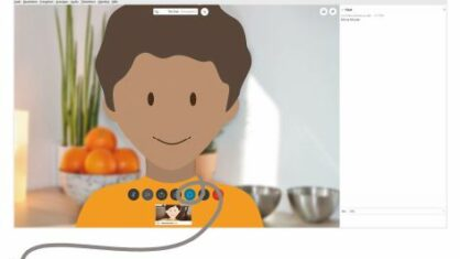 Jeder kann an der digitalen Informationsveranstaltung teilnehmen und seine Fragen stellen | Bildnachweis: IKU Die Dialoggestalter