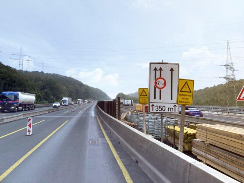 Das zweite Teilbauwerk wurde erfolgreich für den Verkehr freigegeben