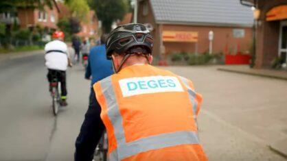 A 23: Fahrradtour entlang der geplanten Ausbaustrecke